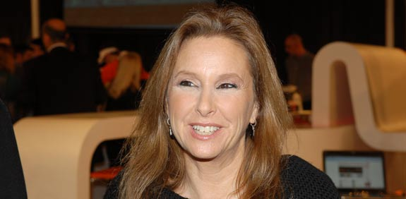 Shari Arison  picture: Eyal Yitzhar